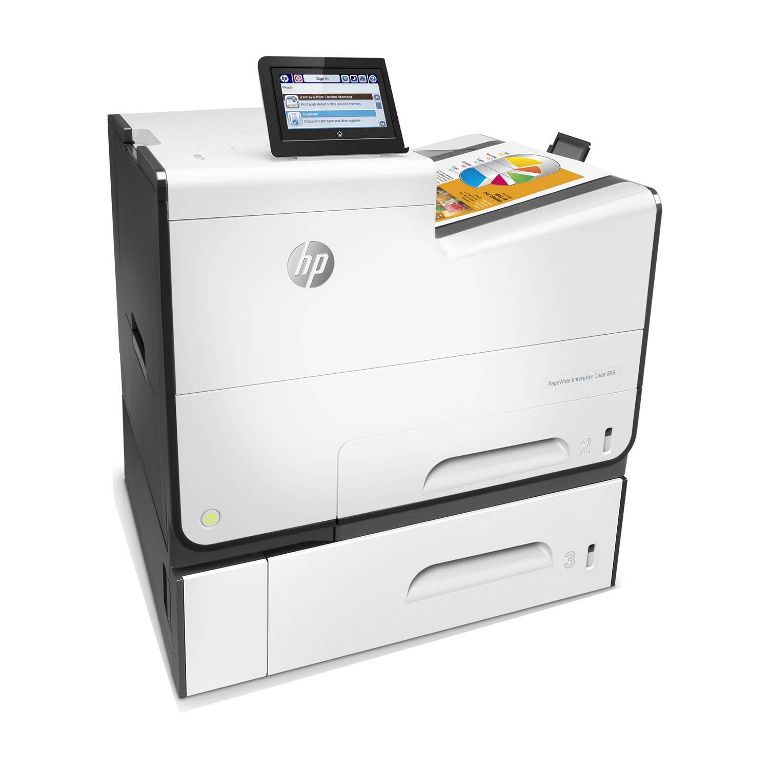 HP PageWide Enterprise Z Serii 556